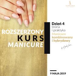 Manicure Kombinowany i Hybrydowy