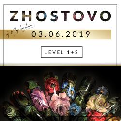 Zhostovo level 1+2