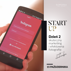 Start Up: Marketing i Fotografia