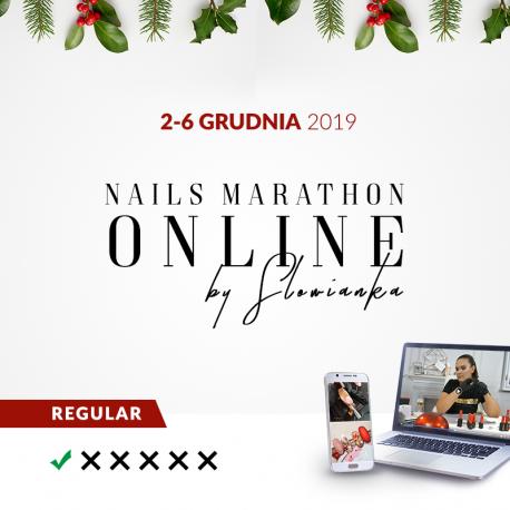 Nails Martathon ONLINE - pakiet REGULAR