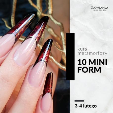 10 Mini Forms