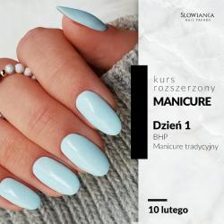 Rozszerzony Kurs Manicure- BHP