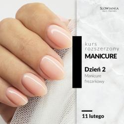 Rozszerzony Kurs Manicure- Manicure Frezakowy