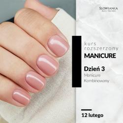 Rozszerzony Kurs Manicure-Manicure Kombinowany