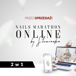 Online Nails Marathon by Slowianka- 2 w 1