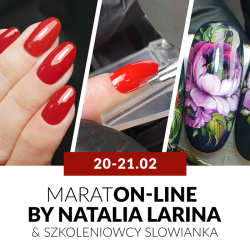 MaratON-LINE: Natalia Larina & Szkoleniowcy Slowianka