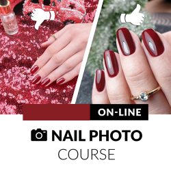 Nail Photo Course by Natalia Larina