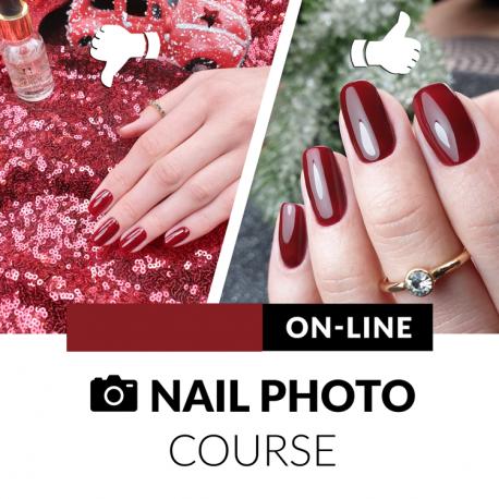 Nail Photo Course by Natalia Larina