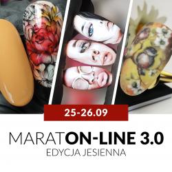 MaratON-LINE 3.0 - wraz z CERTYFIKATEM PAPIEROWYM